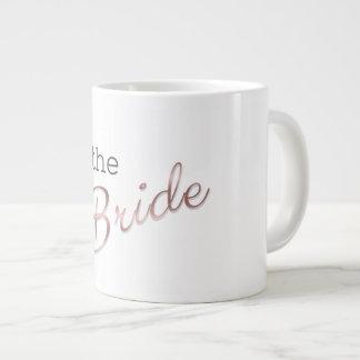 Soy la novia taza de café gigante