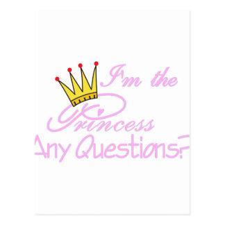 Soy la princesa postal
