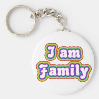 Soy llavero de la familia