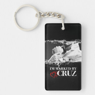Soy llavero marcado: Cruz