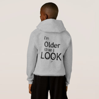 Soy más viejo que miro