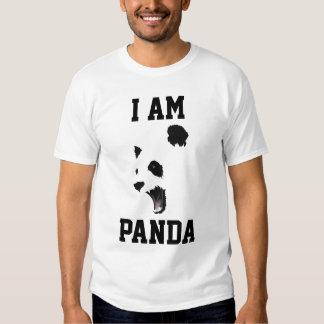 SOY PANDA CAMISETAS