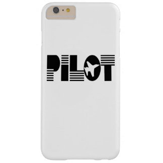Soy piloto funda para iPhone 6 plus barely there