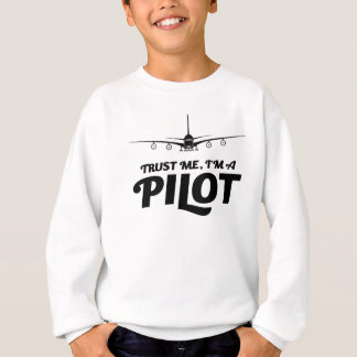Soy piloto sudadera