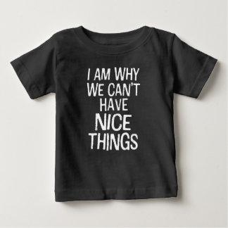 Soy porqué no podemos tener camisa agradable del