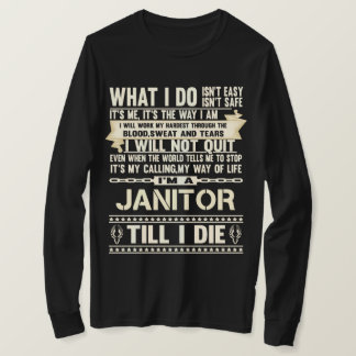 Camiseta Soy PORTERO. Camiseta del regalo