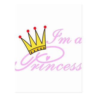 Soy princesa postal