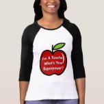 Soy profesor cuál es su camiseta de la superpotenc