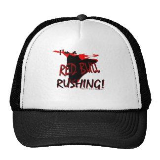 Soy Red Bull que acomete el gorra