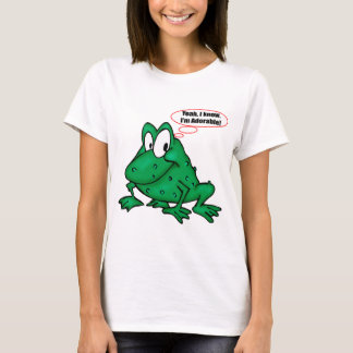 Soy regalos divertidos adorables de las camisetas