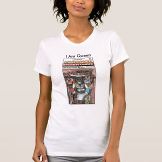 Soy reina (Zarfrika) Camiseta