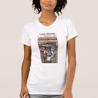 Soy reina (Zarfrika) Camisetas