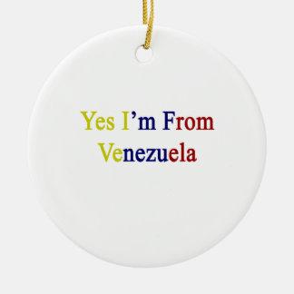 Soy sí de Venezuela Adorno De Reyes