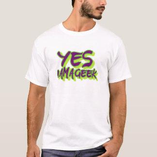 Soy sí un friki camiseta