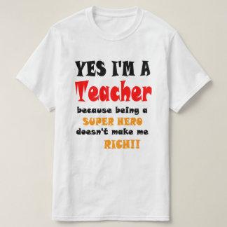 Soy sí una camiseta divertida del empleo del