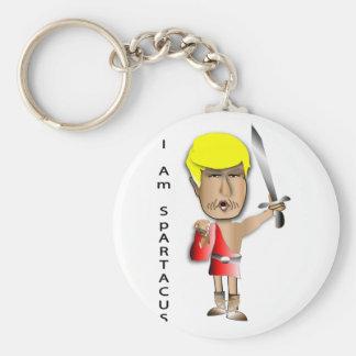 Soy Spartacus Llavero