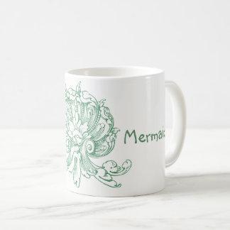 Soy su taza de café de la sirena