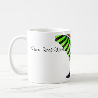 """Soy taza de café de una bruja real"""