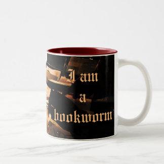 """""""Soy taza de un ratón de biblioteca"""""""