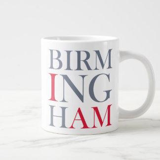 Soy taza del jumbo de Birmingham