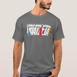 Soy triatleta camiseta