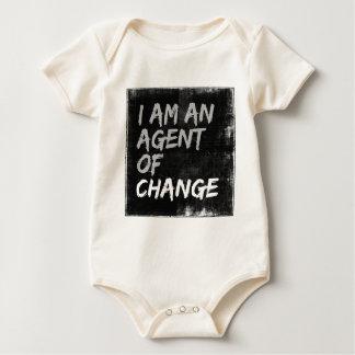 Soy un agente del cambio body para bebé