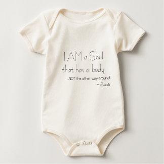 SOY un alma que tiene un cuerpo… NO la otra Bodys