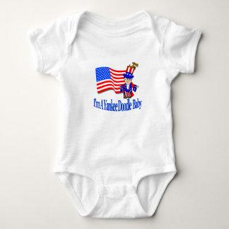 Soy un bebé del Doodle del yanqui Camiseta