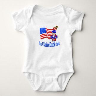 ¡Soy un bebé del Doodle del yanqui! Camiseta