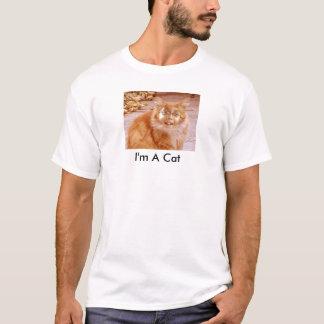 Soy un gato camiseta