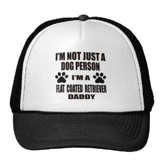 Soy un papá Plano-Revestido del perro perdiguero Gorras De Camionero