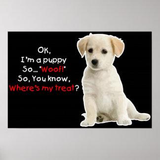 Soy un perrito póster