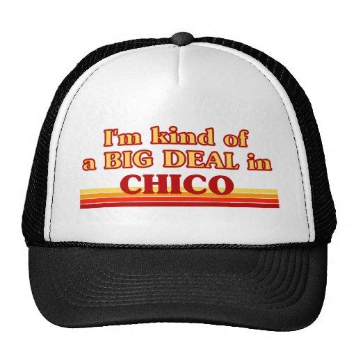 Soy un poco una GRAN COSA en Chico Gorros Bordados
