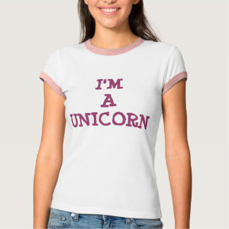 Soy UN UNICORNIO Camisas