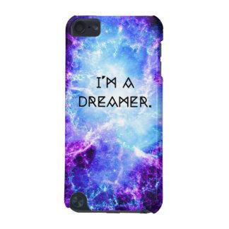 Soy una caja azul púrpura de la galaxia 5G iPod Funda Para iPod Touch 5G