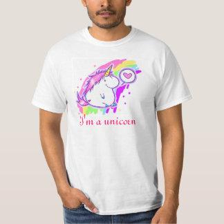 Soy una camisa del unicornio