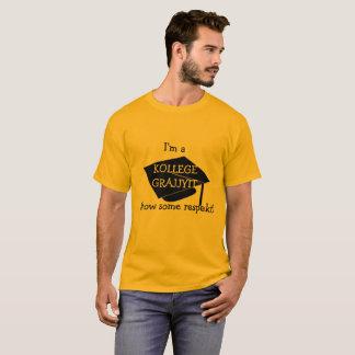 Soy una camiseta de Kollege Grajjyit