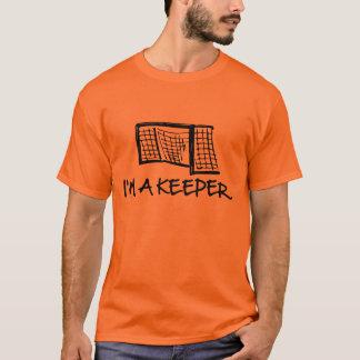 Soy una camiseta de los hombres del encargado