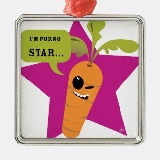 ¡soy una estrella de la pornografía!! © Les Hameço Ornamento De Reyes Magos
