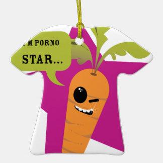 ¡soy una estrella de la pornografía © Les Hameço Adorno