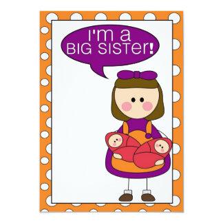 soy una invitación de la hermana grande (hermanas