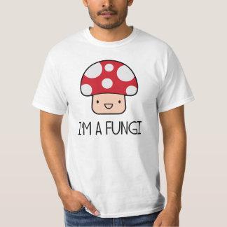 Soy una seta del individuo de la diversión de los camiseta