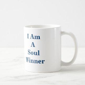 Soy una taza del café con leche del ganador del