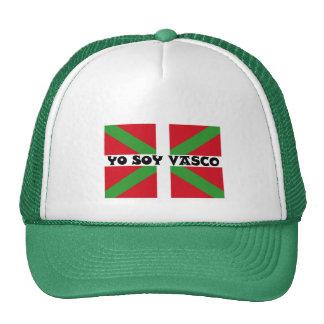"""""""Soy vasco"""" en español, Gorra"""