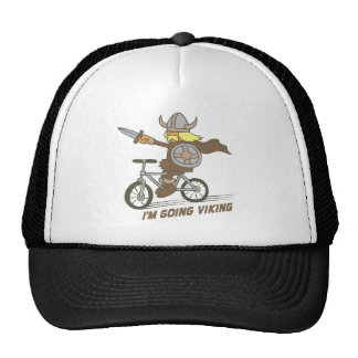 Soy Viking que va Gorro De Camionero
