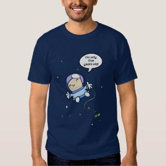 Spacewalk de Astro Andy Camiseta