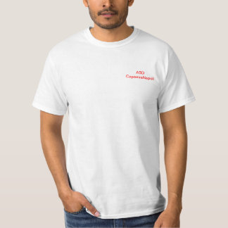Spalle 2 del logotipo de ASDCapoeiraNapoli Camiseta