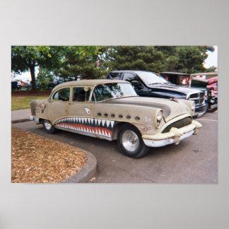 Special 1954 de Buick Póster