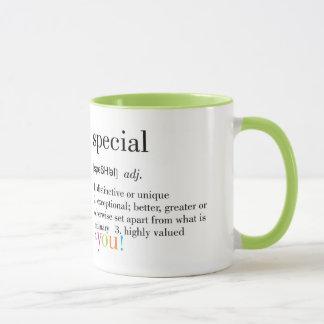 Special alguien taza