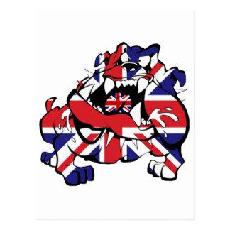 Special Bulldog Británica Postal